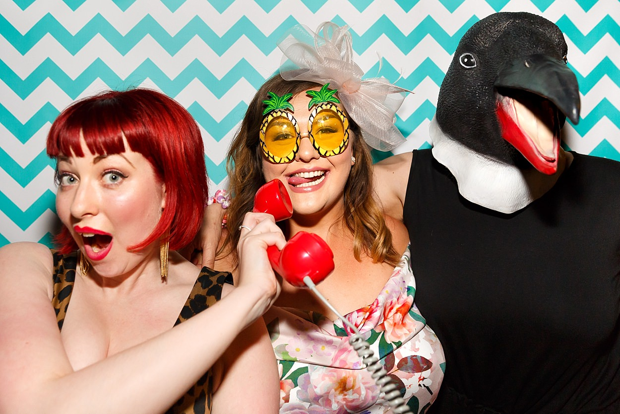 Party photo booth manchester