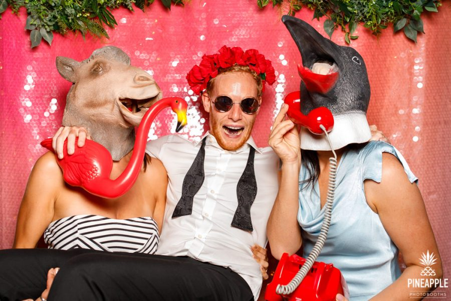 photo booth hire manchester