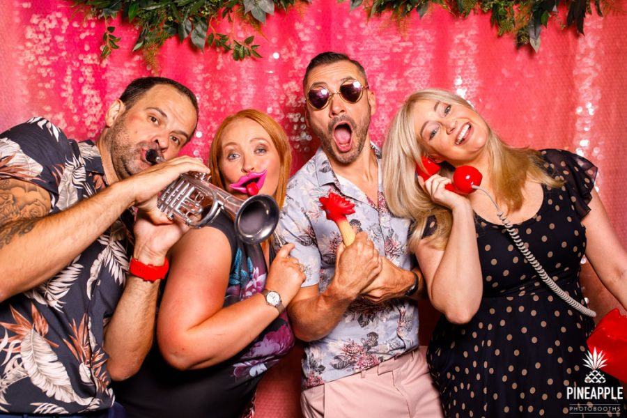 rent a photo booth for a party