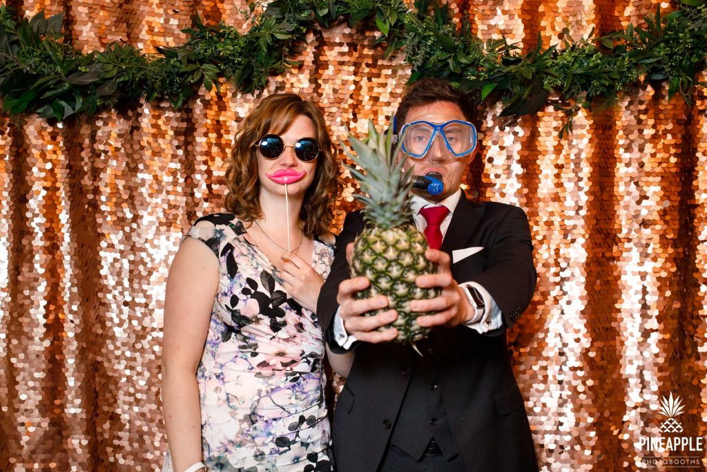 Pineapple Photo Booths manchester