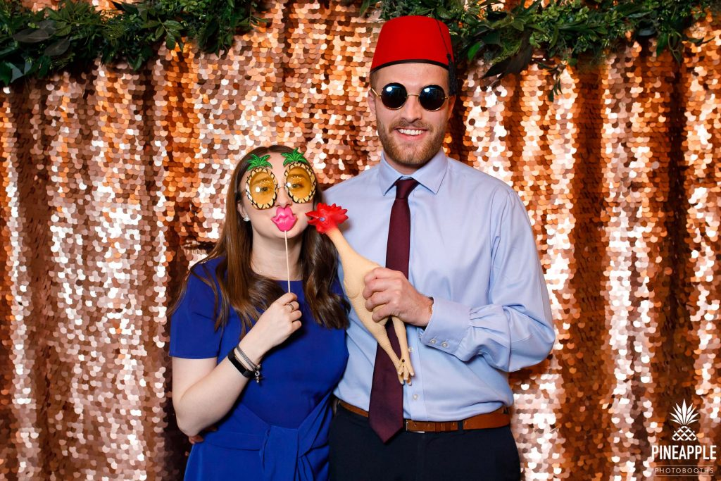 fun creative wedding Photo Booth