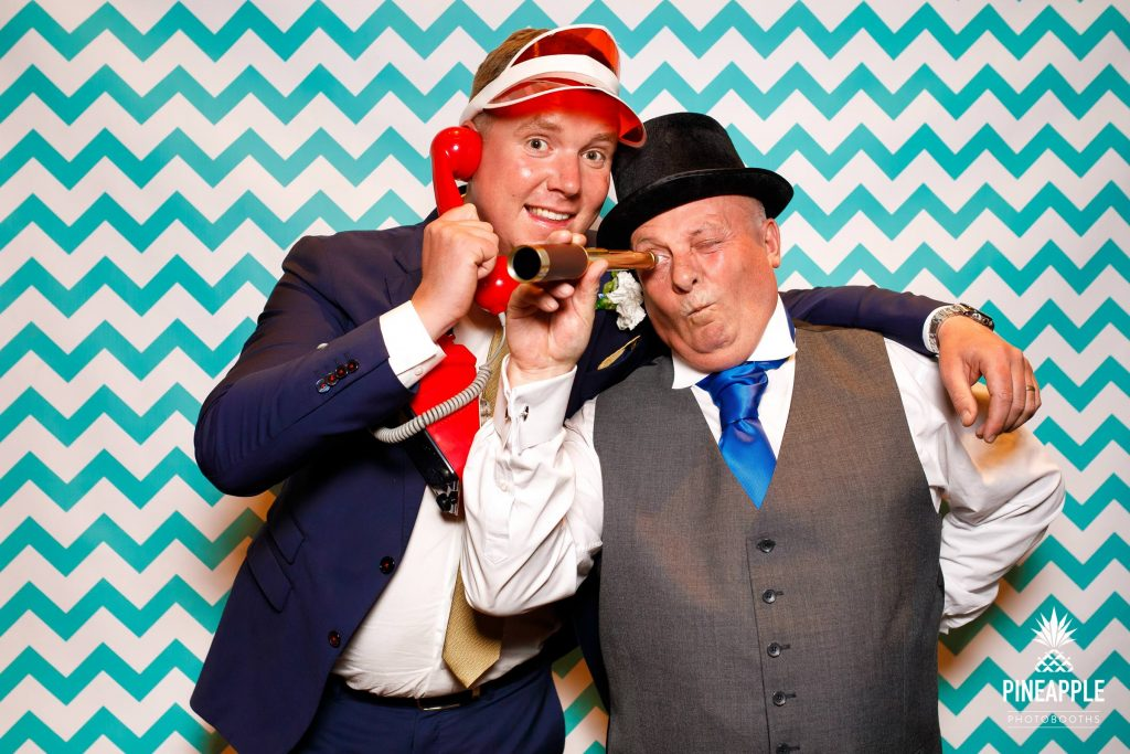 Styal Lodge photo booths