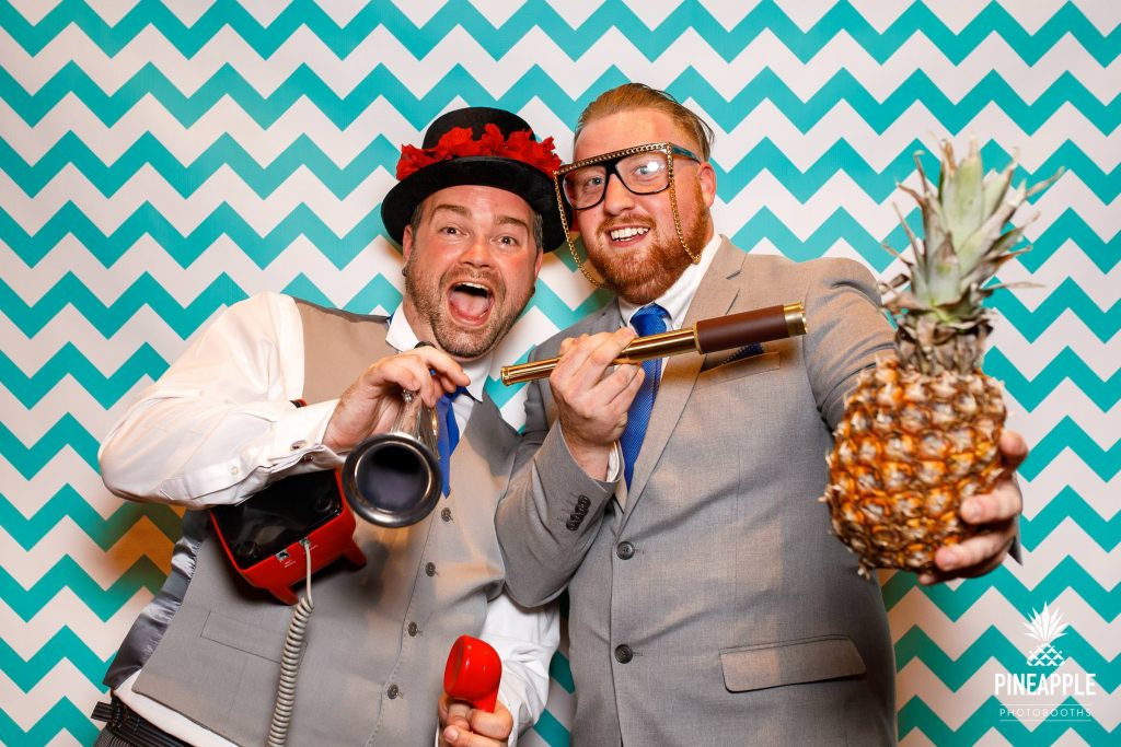Styal Lodge photo booth