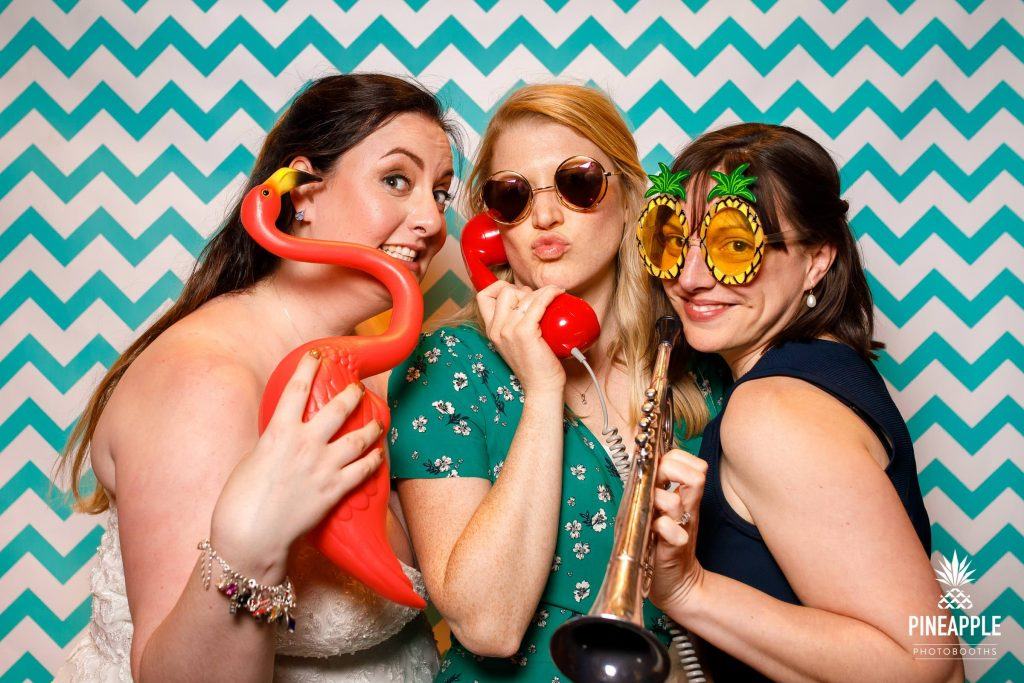 Styal Lodge photo booth pictures