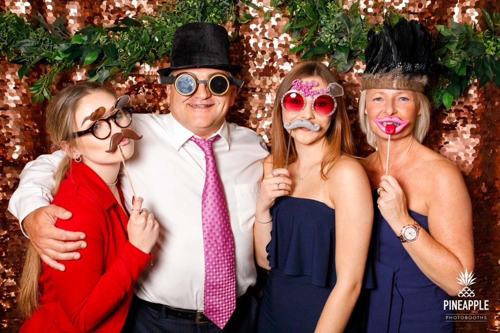 The Inn At Whitewell Photo Booth