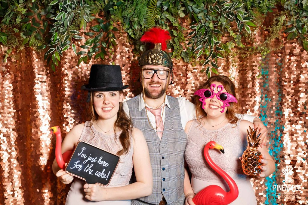 wedding photo booth manchester