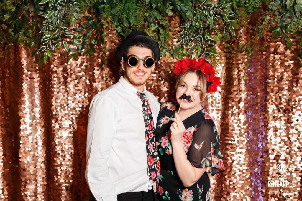 quirky photo booth ideas